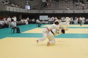 柔道大会4